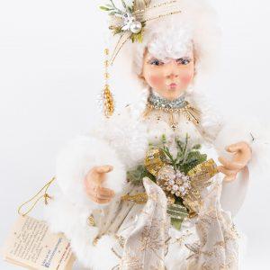 Mark Roberts|Northpole Snowella Girl Elf