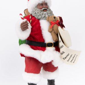 Kurt S. Adler|Santa with Scroll