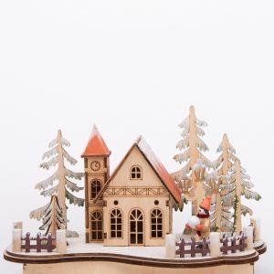 Roman|Christmas Village