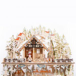 Midwest Seasons|Christmas House