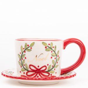 Noel Tea Cup