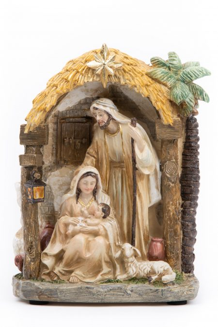 M.R|Nativity in Shack