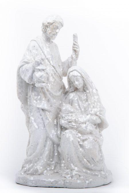Sparkling Holy family