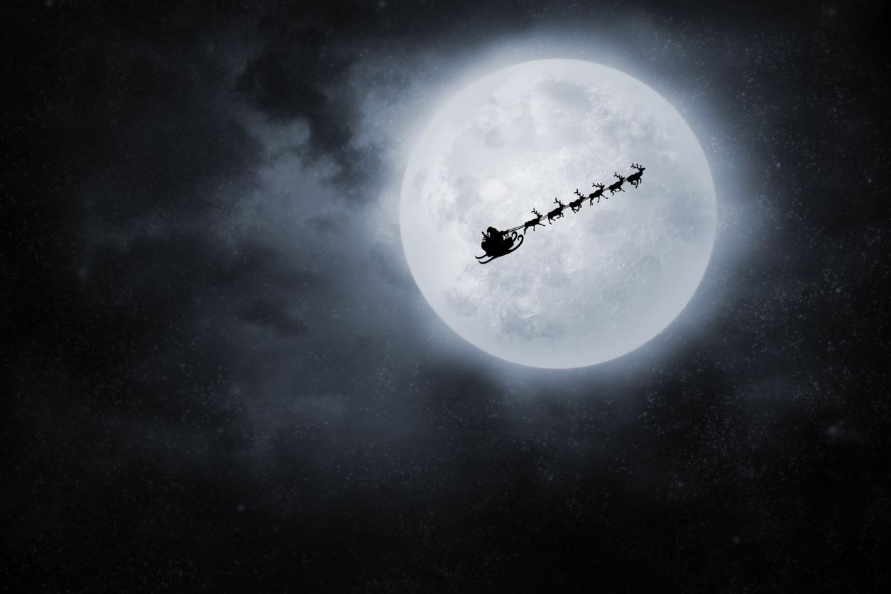 Christmas Flight